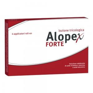ALOPEX Forte Loz.Tricol.4x10ml