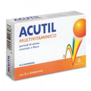 ACUTIL M/VIT.30 Cpr Rivest.