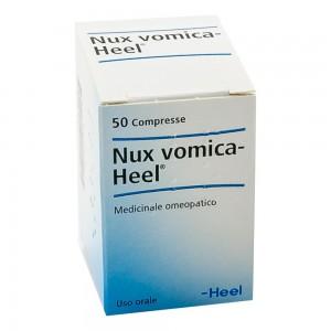 NUX VOMICA 50TAV HEEL