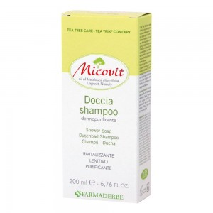 MICOVIT DOCCIA SHAMPOO 200ML