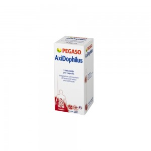 AXIDOPHILUS 60 Cps      PEGASO