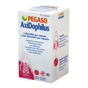 AXIDOPHILUS 30 Cps      PEGASO