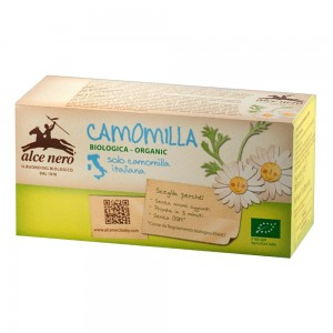 ALCE Camomilla 20 Filtri Bio