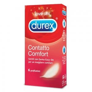 DUREX CONTATTO COMFORT 6PZ