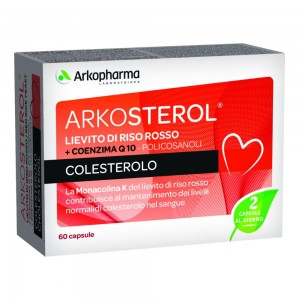 ARKOSTEROL Q10 60 Cps