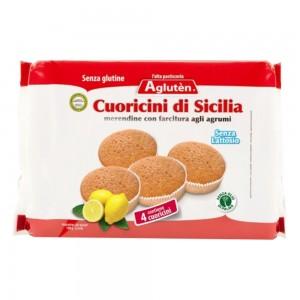 AGLUTEN Cuoricini Sicilia 150g