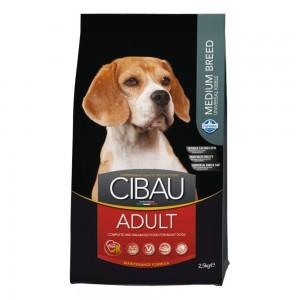 CIBAU ADULT MEDIUM BREED 2,5KG