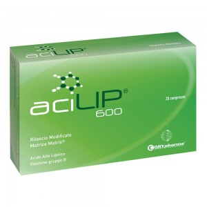ACILIP*600 20 Cpr