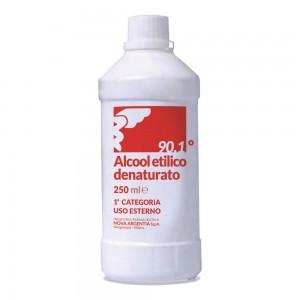 ALCOOL ETILICO DENATURATO250ML