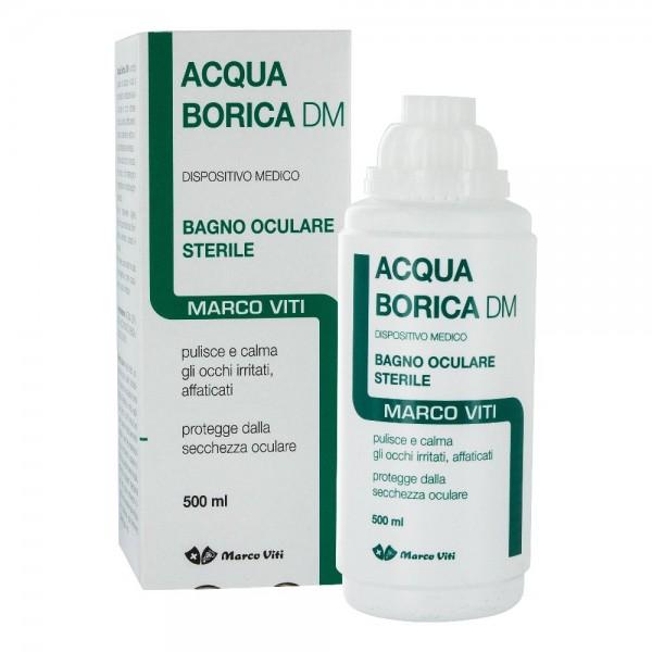 ACQUA BORICA BAGNO OCUL 500ML