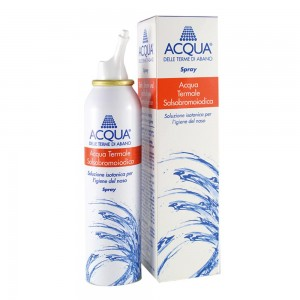 ACQUA TERME ABANO Isot.Spray