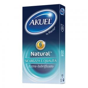 AKUEL By Manix Natural  6pz