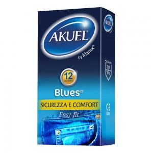 AKUEL By Manix Blues 12pz