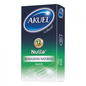 AKUEL By Manix Nulla 12pz