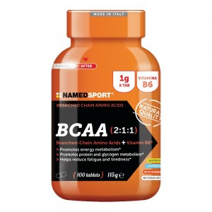 BCAA 100 Cpr NAMED