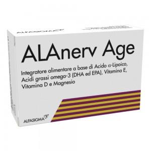 ALANERV Age 20 Cps SoftGel