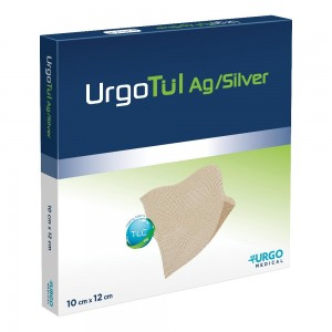 URGOTUL AG/Silver 10x12cm 5pz