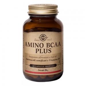 AMINO BCAA Plus 50 Cps SOLGAR
