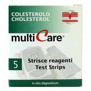 MULTICARE IN Colest. 5 Strisce