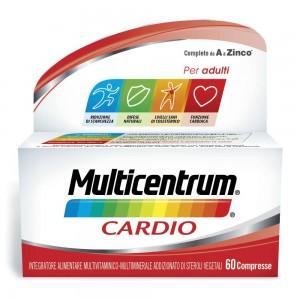 MULTICENTRUM Cardio 60 Cpr