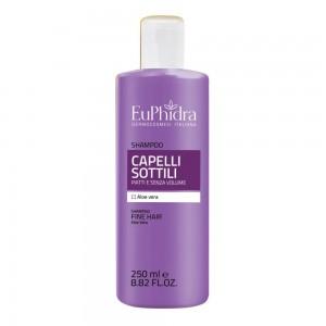 EUPHIDRA SH CAPELLI SECC 250ML