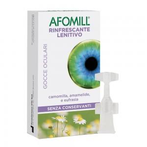 AFOMILL Rinfr.Lenit.10Fl.0,5ml