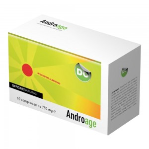 ANDROAGE 60 Cpr 750mg