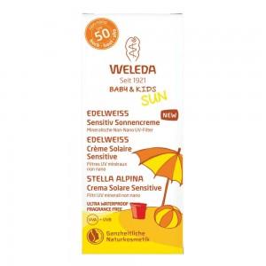 WELEDA Solare Cr.Sens.fp50