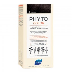 PHYTOCOLOR 4 Cast.