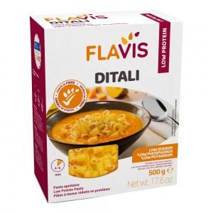 MEVALIA*Flavis Ditali 500g