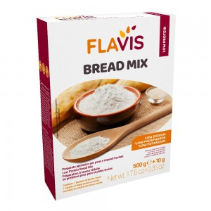 MEVALIA*Flavis Bread Mix 500g