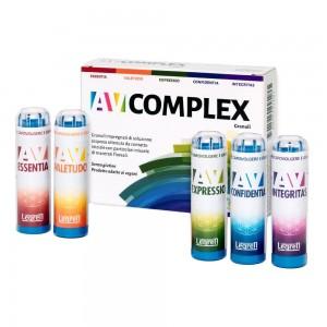 AV COMPLEX 5 Tubi LEGREN