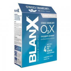 BLANX O3X Strisce Sbianc.14pz