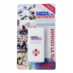 AGET MEDICAL Disinf.Spray 15ml