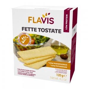 MEVALIA*Flavis Fette Tost.205g