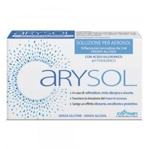 ARYSOL Sol.Adulti 10f.5ml