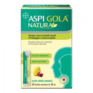 ASPI GOLA NATURA 16BUST MONOD