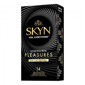 SKYN UNKNOWN Pleasurex 14pz